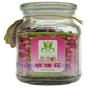 Picture of Flower Tea Dried Rose Herbal Tea  3.5oz