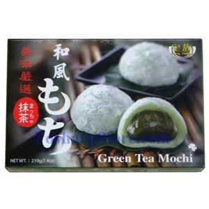 Picture of Royal Family Japanese Green Tea Mochi 7.4 oz