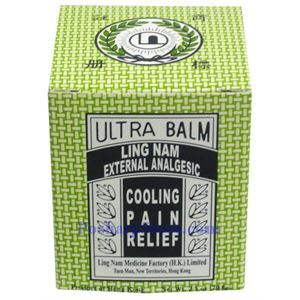 Picture of Ultra Balm Cooling Pain Relief 2.5 oz
