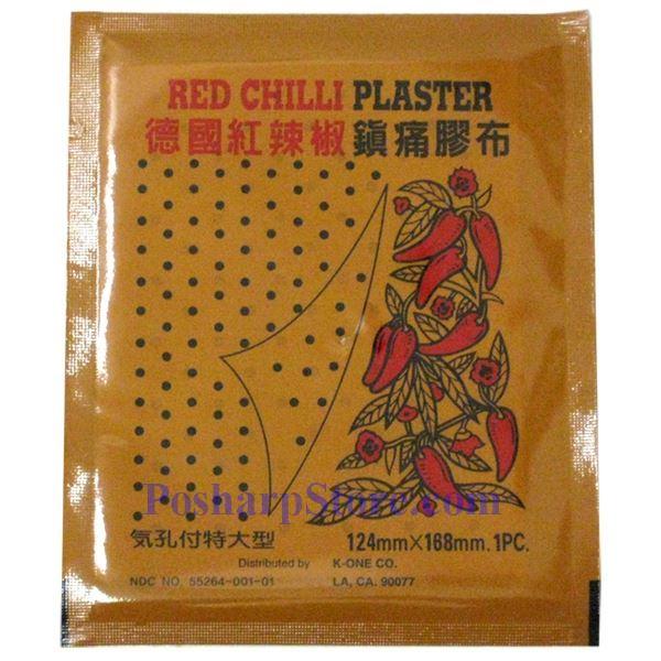 Chili plaster