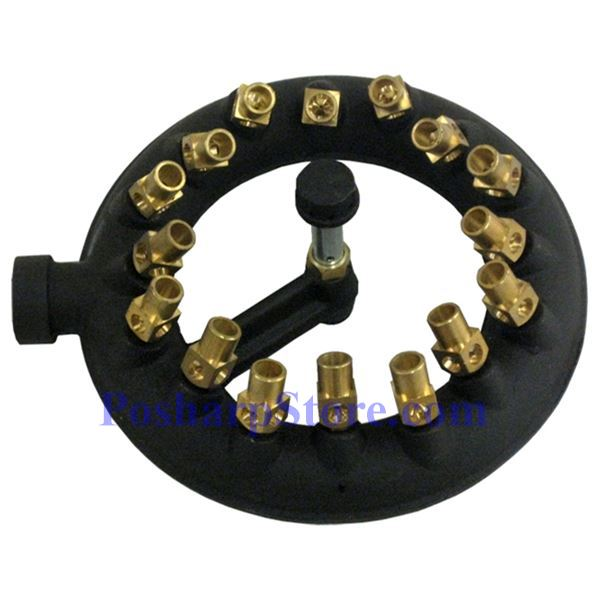 Picture for category 16 Tip Round Nozzle  Natural Gas Jet Burner