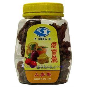 Picture of Korica Preserved Chinese Ginseng Fruit  4oz