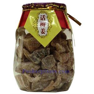 Picture of Qizhiwe Preserved Ginger with Plum Flavor 6oz