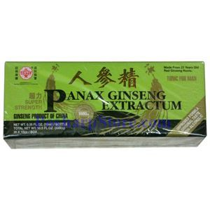 Picture of GHTC Panax Ginseng Extractum Super Strength 10.5 oz