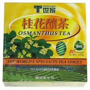 Picture of Tradition Osmanthus Tea 50 Teabags