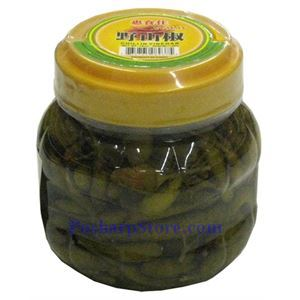 Picture of Yummy Pickled Yeshanjiao Chili Peppers  1 lbs