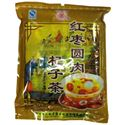 Picture of Triple Coins Instant Jujube, Longan & Wolfberry Brown Sugar Tea 7oz