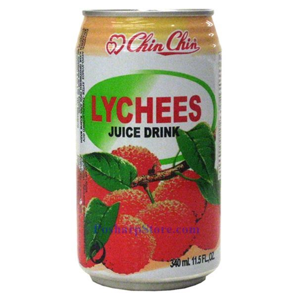 Nuoc Basil Lychee Canned Drink