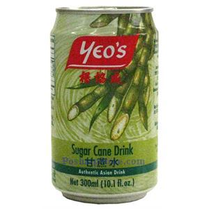 Picture of Yeo's Sugar Cane Drink - Authentic Asian Drink 10.1 Fl.Oz