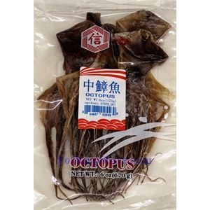 Picture of Rely Jiulong Dried Octopus (Medium) 5Oz