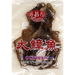 Picture of Hong Chang Long Dried Octopus (Large) 5 Oz