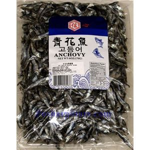 Picture of Rely Dried Anchovy 6 oz