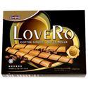 Picture of Conpro LoveRo Coffee Creamy Wafer Rolls 4.2Oz