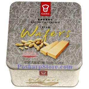 Picture of Garden Creamy Wafers with Peanut Flavor 24.7 Oz