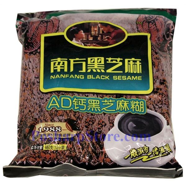 Picture for category Nanfang Black Sesame Paste with Calcium Fortified 17oz