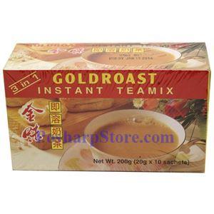 图片 金味牌即溶奶茶200克
