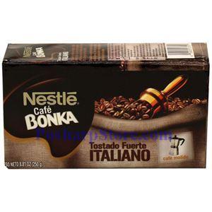 Picture of Nestle Cafe Bonka Italian Coffee 8.8 oz