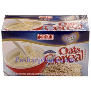 Picture of Gold Kili Instant Oats Cereal with Original Flavor 9.9 oz