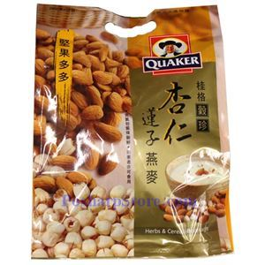 Picture of Quaker Instant Herbal Cereal with Lotus and Almond 12.4 oz