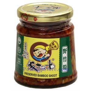 Picture of Fansaoguang Pickled Bamboo Shoots in Chili Sauce 9.9 Oz