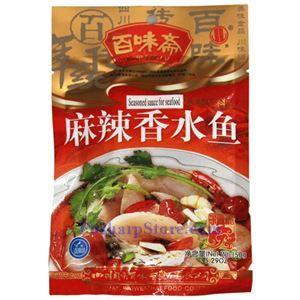 图片 重庆百味斋麻辣香水鱼调料200克