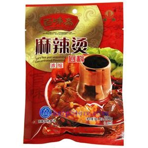 Picture of Sichuan Baiweizhai Mala Spicy Hotpot Sauce 7 oz