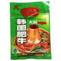 Picture of Sichuan Baiweizhai Korean Spicy Hotpot Sauce 7 oz