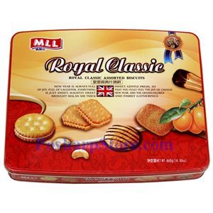 Picture of MLL Royal Classic Assorted Biscuits 16.5oz