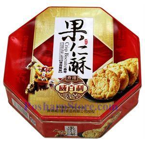 图片 威百利牌岭南风味果仁酥 420克