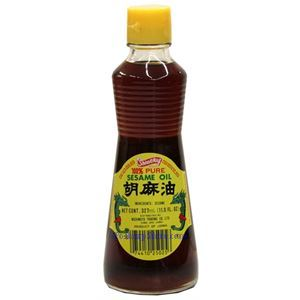 Picture of Shirakiku 100% Pure Sesame Oil  11 Oz