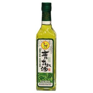 Picture of Feiquan Green Sichuan Peppercorn Oil (Prickly Ash)  10 Oz