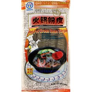 Picture of Havista Hotpot Green Bean Stripes 17.6Oz