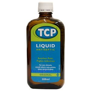 Picture of TCP Antiseptic Liquid Soothes Pain & Fights Infection 6.7 oz