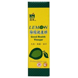 Picture of Koku Mori Lemon Vinegar 20 fl oz