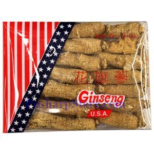 Picture of President Brand American Wisconsin Ginseng Roots (Large Medium) 8 Oz