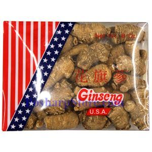 Picture of President Brand American Wisconsin Ginseng Roots (X Large Short) 8 Oz