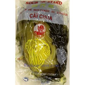 Picture of Cock Brand Pickled Mustard Green (Cai Chua) 10 Oz