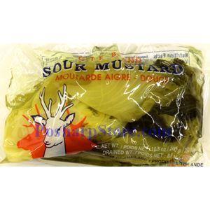 Picture of CTF Brand Pickled Mustard Green (Cai Chua) 10 Oz