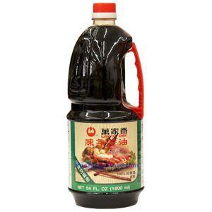 图片 万家香牌陈年酱油 1600毫升
