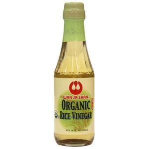 Picture of Wan Ja Shan Organic Rice Vinegar 10 Fl Oz