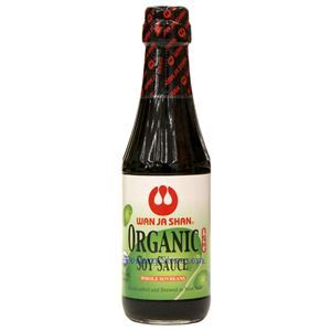 Picture of Wan Ja Shan Organic Soy Sauce 10 Fl Oz