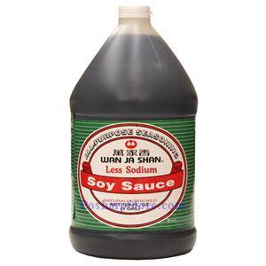 图片 万家香牌低盐酱油 1加仑