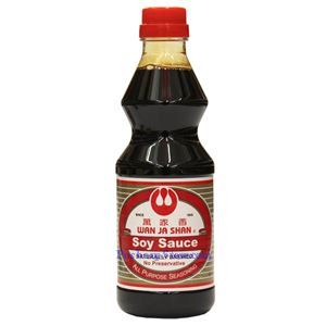 Picture of Wan Ja Shan  Soy Sauce 16.7 Floz