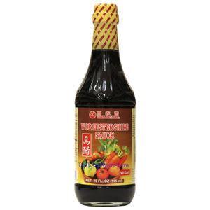 Picture of Wan Ja Shan Worcestershire Sauce (Vegan) 20 Fl Oz