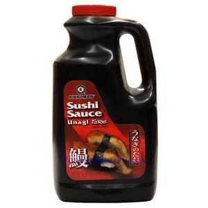 图片 万字牌鳗鱼壽司酱油 5磅