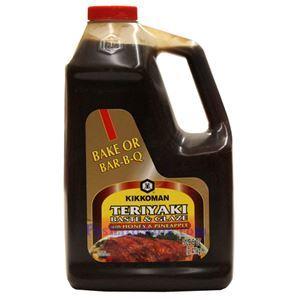 图片 万字牌烧烤酱油 2.4公斤