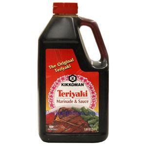 图片 万字牌烧烤酱油 1.2升