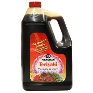 图片 万字牌烧烤酱油 3.79升
