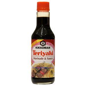 Picture of Kikkoman Teriyaki Marinade & Sauce   10 Fl Oz