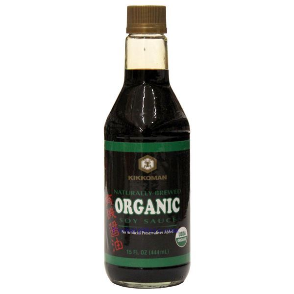 Organic Soy Sauce Whole Foods